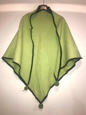 Folkloristische jas donkergroen-weidegroen