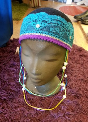 Handgemachter Hut Kunst Unikat