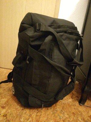 Lefrik Carrito de mochila negro