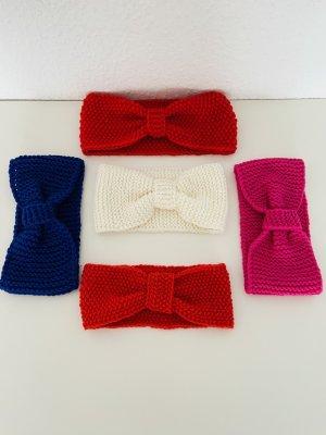 Cache-oreilles multicolore laine