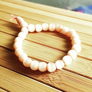 Pearl Bracelet rose-gold-coloured-oatmeal