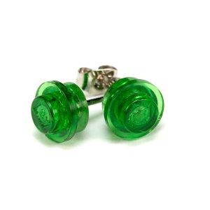 Designerstück Ear stud green