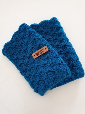 Handmade Handschuhe/Pulswärmer