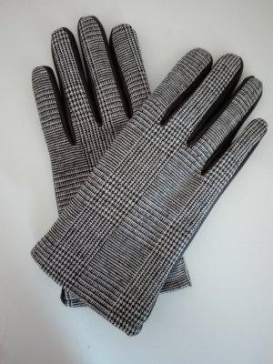 Pimkie Gloves white-black