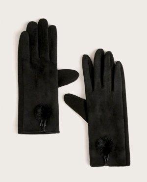 Gants polaires noir
