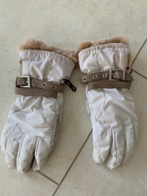 Roeckl Fur Gloves natural white