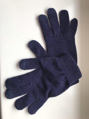 keine Gloves dark blue