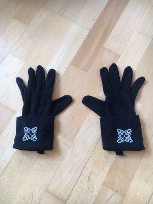 Tchibo / TCM Fleece handschoenen zwart