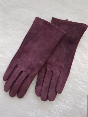 Bijou Brigitte Gant à doigts violet