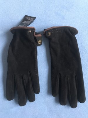 Esmara Knitted Gloves black