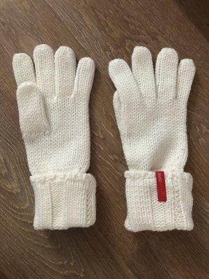 Esprit Gloves natural white