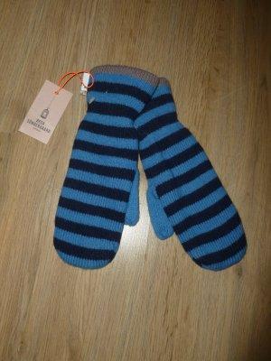 Handschuhe Fäustlinge blau Beck Söndergaard