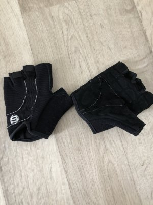 Sketchers Gloves black-white