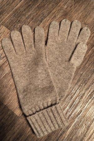 Lawrence Grey Gloves light brown-camel
