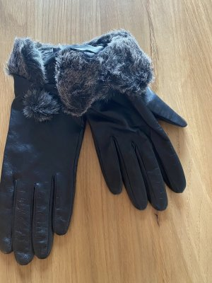 Otto Kern Leather Gloves multicolored