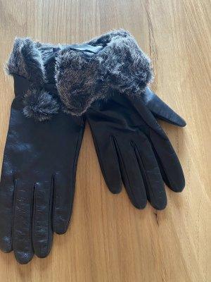 Handschuhe leder 7,5