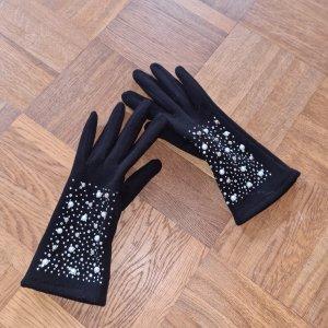 claus modes Fleece Gloves multicolored