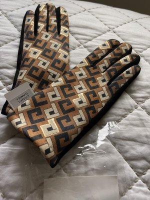 Gloves multicolored