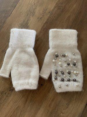 Fingerless Gloves oatmeal