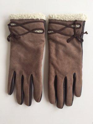 Handschuhe roeckl Leder Größe 61/2