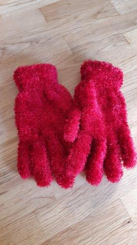 Handschuhe rot Neu