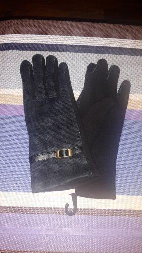 Rękawiczki ciemnozielony