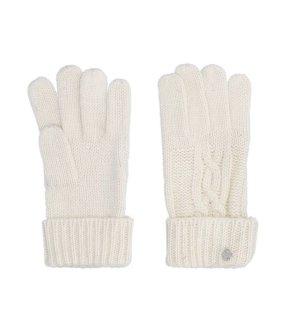 Codello Gebreide handschoenen wolwit