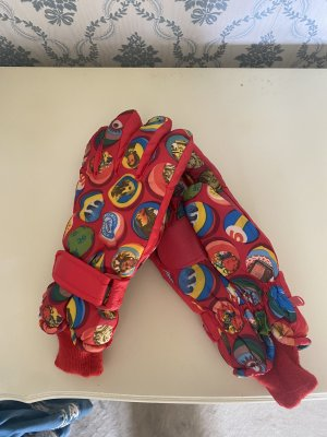 Oilily Padded Gloves multicolored