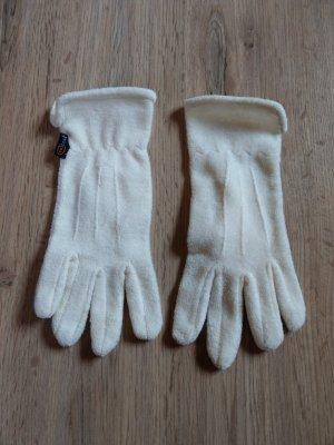 InScene Fleece handschoenen wolwit