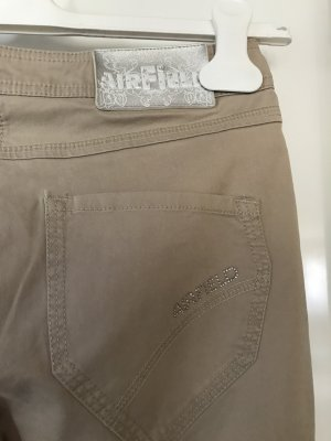 Airfield Low Rise Jeans beige