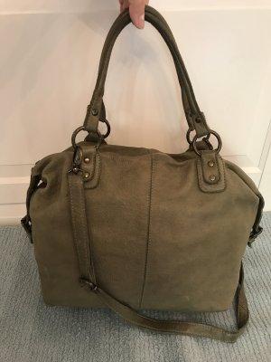Strauss Innovation Handbag multicolored leather