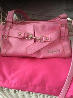 Betty Barclay Borsa con manico rosa