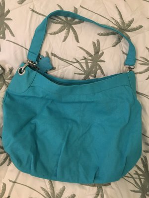C&A Sac Baril turquoise