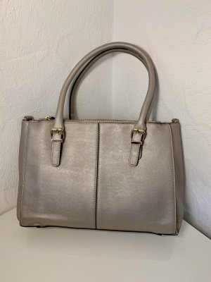 Accessorize Carry Bag silver-colored-grey brown