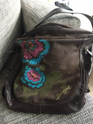 Desigual Pouch Bag brown