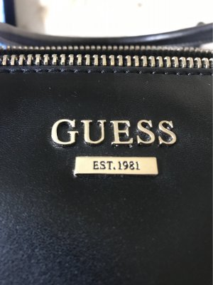 Guess Bowling Bag black