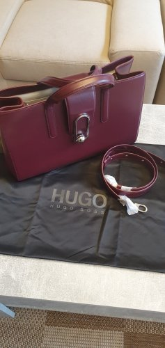 BOSS HUGO BOSS Handbag bordeaux