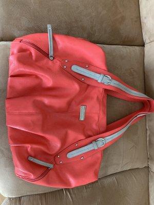Aniston Sac à main rouge