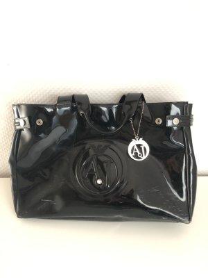 Armani Sac à main noir