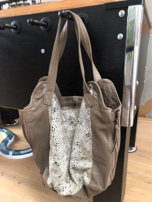 Anokhi Carry Bag grey brown