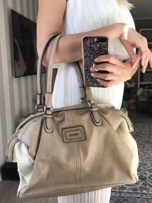 Handtasche beige von Sisley