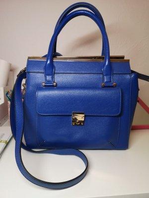 Handtasche, Blau