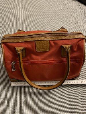 Bogner Bowling Bag brick red-brown
