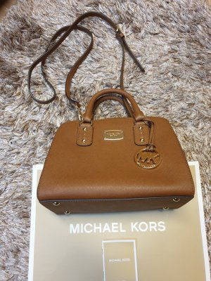 Handtasche braun Cognac Michael kors