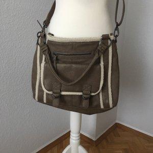 Handtasche braun Tchibo