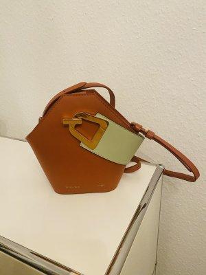 Handtasche - Danse Lente London rot/mint