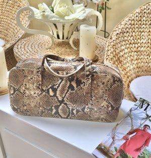 Handtasche echtes Leder L.Credi Neu