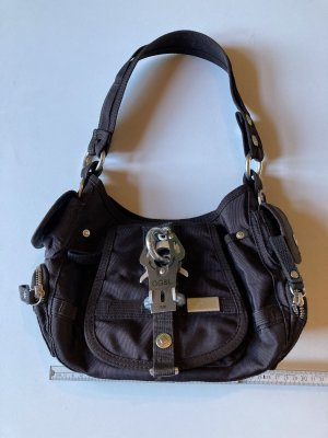 Handtasche, George Gina & Lucy, GGL, Modell Hush Hush, Farbe: braun