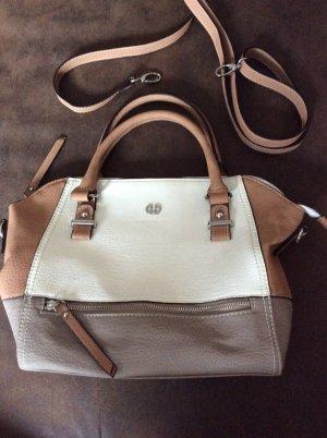 Handtasche Gerry Weber Taupe, hellbraun, beige neuwertig