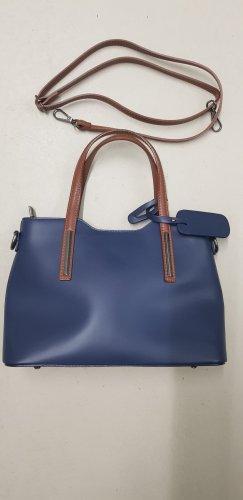 Handtasche Henkeltasche aus Leder